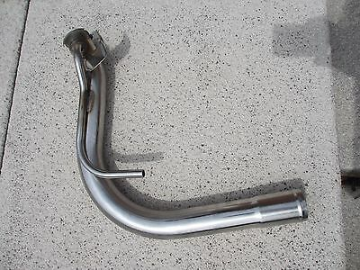 Vauxhall Victor F Type Fuel Filler Neck (New stainless steel reproduction)