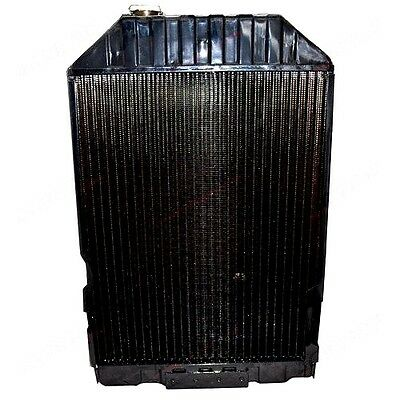 Radiator Fits Ford 7810 Tractors.