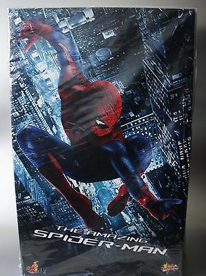 HOT TOYS 1/6 Scale MMS179 The Amazing Spider-Man - Brand NEW - Sealed!