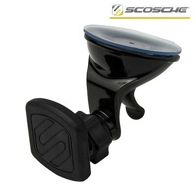 Scosche Magic Mount Magnetic Universal Dash Mount Mobile Phone Holder Stand