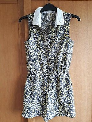 Next girls Playsuit age 12 nwot