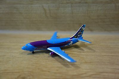 Herpa Wings Scale 1:500 Ryanair Ready To Go Boeing 737-200