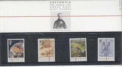 Gb Greenwich Mnh Presentation Pack Or Stamps Your Choice Po Fresh