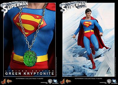 HOT TOYS 1/6 DC:  Superman: The Movie - Reeve - Exclusive Version!! - Brand NEW!
