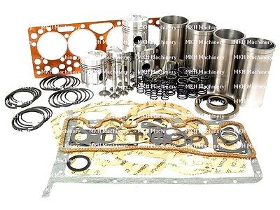 Bsd 333 Engine Engine Overhaul Kit Fits Ford 4610 Tractors Farming & Agriculture