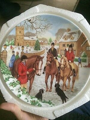 bradford exchange limited edition plate collection set of 10 with certificates