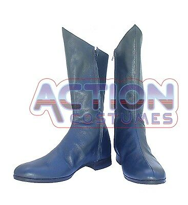 Batman Deluxe Adult Boots 60's Style