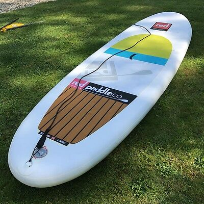 RED PADDLE 10'8 MEGA - Inflatable (SUP) Stand Up Paddleboard