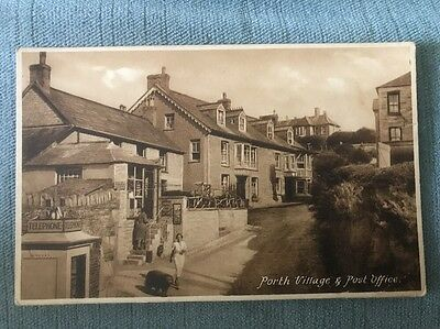Porth Village And Post Office Frith