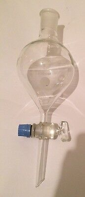 LABORATORY GLASSWARE - PYREX 25ml DROPPING FUNNEL WITH STOPPER