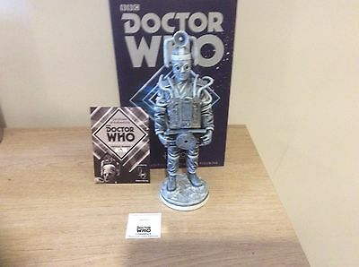 Robert Harrop DOCTOR WHO20M MONOCROME CYBERMAN 1966 LTD ED 100