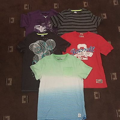 Boys t-shirts / tops age 11-12