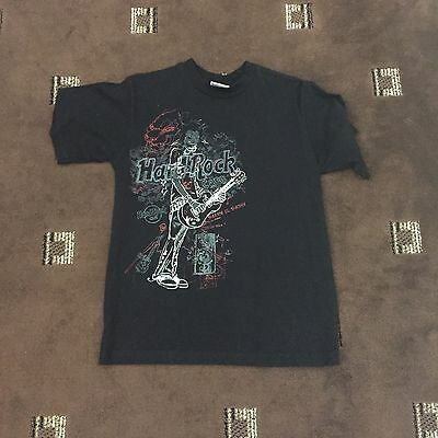 Boys tops/ t-shirt HARD ROCK CAFE age 11-12 or child medium