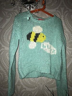 Next Girls Jumper Age 9-10