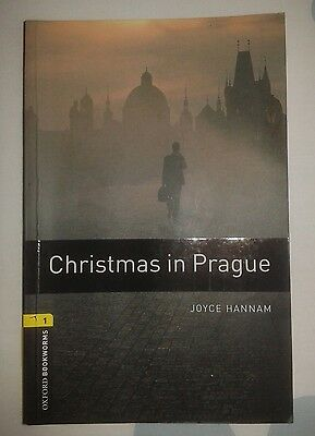 Christmas in Prague Joyce Hannam Oxford bookworms Stage 1 ISBN 9780194789028