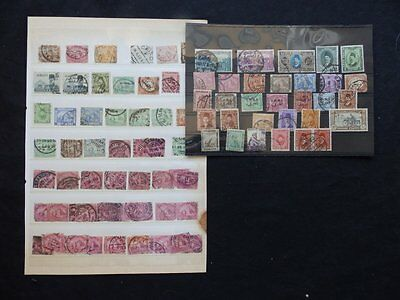 Early Egypt Used Stamp Collection