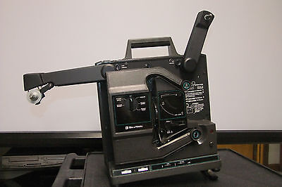 Refurbished Vintage Bell and Howell 16 mm Filmosound 2580 A Projector