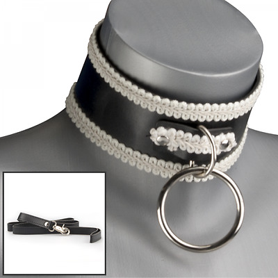 Collier BDSM de Soumission Empire