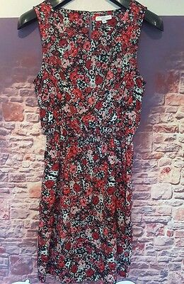 New Look Floral Ladies Dress Size 8/10 Summer Holiday