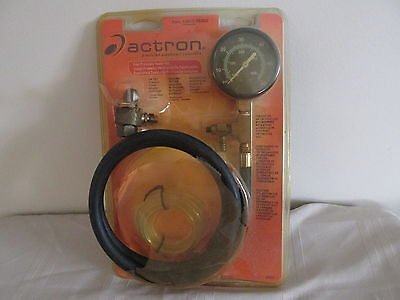 Fuel Pressure Tester Kit by Actron CP7817