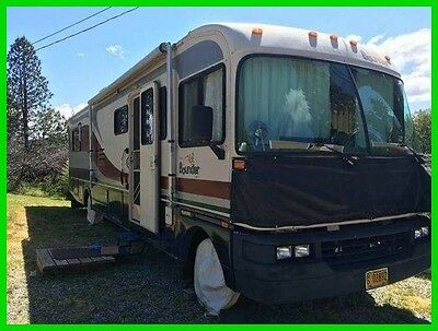 1994 Fleetwood Bounder 36' Class A Diesel Generator Awning Storage CALIFORNIA