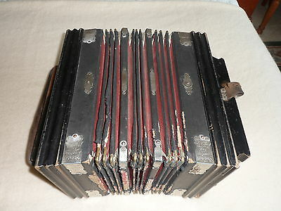 The Whitehall Vintage Stahltone Best Quality German Accordeon.
