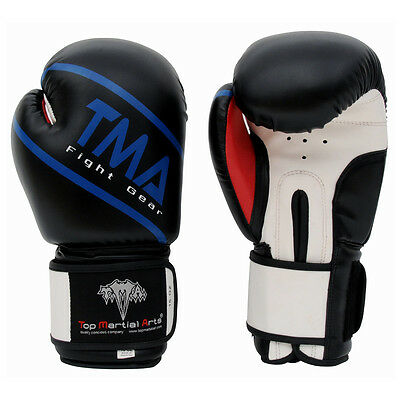 TMA Boxing gloves best for kickboxing, Martial Arts, MMA, Muay Thai