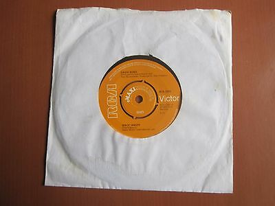 "7"" Single - Space Oddity, David Bowie"