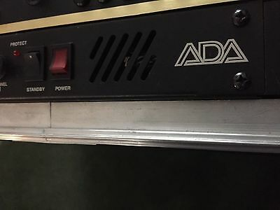 ADA Micro Tube 200 Guitar Power Amp