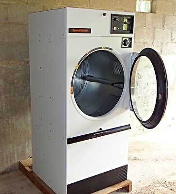 New - 25 lb. Speed Queen Commercial Coin Operated Electric Dryer