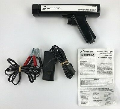 Actron CP7507 Inductive Timing Light