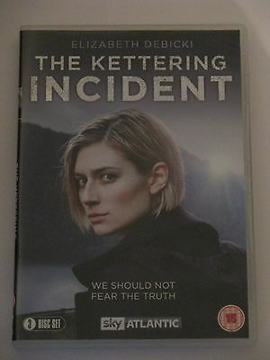 THE KETTERING INCIDENT - The Complete First Season DVD 3 Disc Series 1 1st One