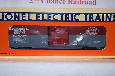 O Scale Trains Lionel New York Central Pacemaker Box Car 6464125
