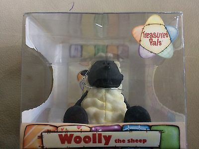 Treasured Pals Woolly The Sheep