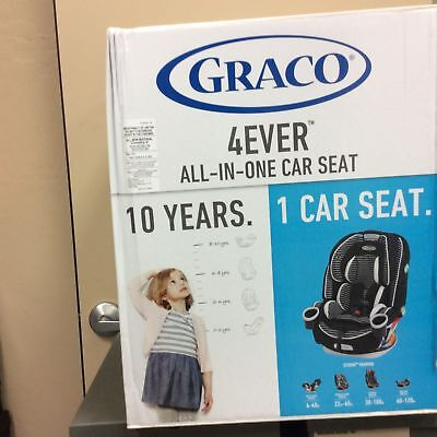 NEW Graco 4ever All-in-One Baby Infant Toddler Car Seat Booster Studio Fashion