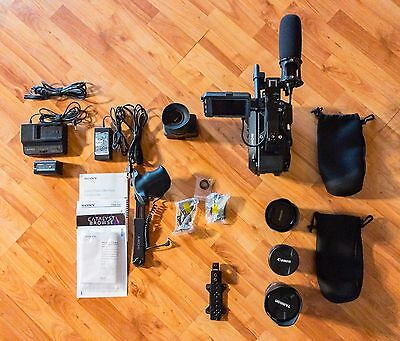 PXW-FS7 Complete Package. Low Hours.