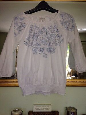 H&M Pretty and Smart Girls Summer  Cotton Top  Age 14+