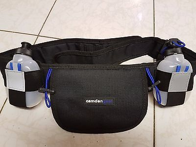 Camden Gear Hydration Running Belt - Fits IPhone 6 Plus - Waist Pack Bag For 2