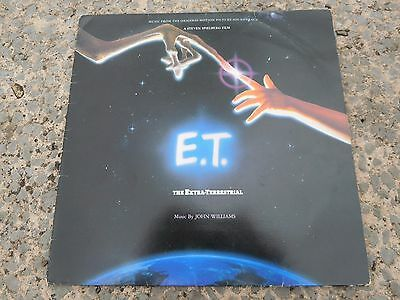 E.t. Soundtrack - Music By Jon Williams - The Extra-Terrestrial Vinyl Album