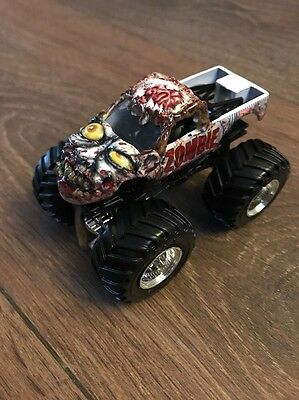 Hot Wheels Monster Jam Zombie Monster Truck - Very Rare
