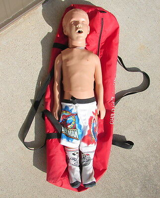 SimulAids Child CPR Full Body Training Manikin Mannequin Toddler (#3)