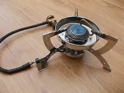 Go System Single Burner Gas Camping Stove With Piezo Spark Ignition Butane