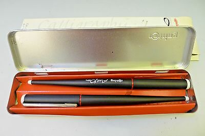 2 x Rotring fountain calligraphy Art Pens - 1.5 nib