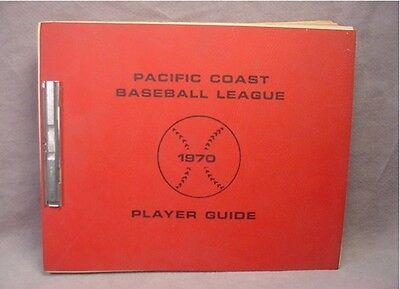 1970 Pacific Coast Baseball League Player Guide