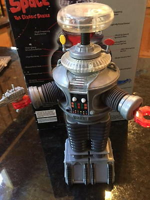 "Lost In Space B-9 Robot ""Danger, Danger Will Robinson!"""