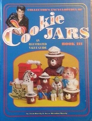 COOKIE JAR ENCYCLOPEDIA MEMORABILIA VALUE GUIDE COLLECTOR'S BOOK  359 Pages