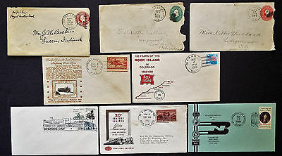 8 Us Rpo And Railroad Covers
