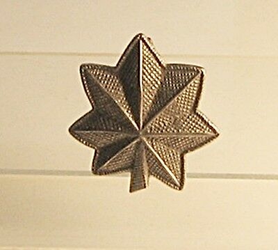 Wwii Sterling Lieutenant Colonel Rank Insignia