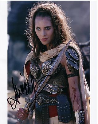 Adrienne Wilkinson 8 x 10 Hand Signed Autograph Photo UACC COA