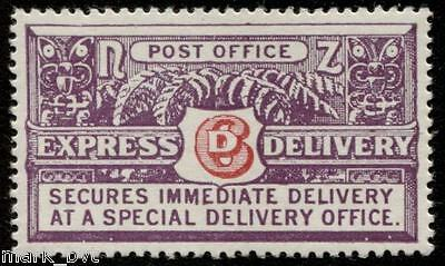 New Zealand NZ 1936 6d Express Delivery SG E3 - MNH